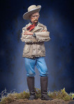 Andrea Miniatures: 7th Cavalry, 1876 - G. A. Custer, 1875