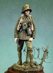 Andrea Miniatures: The Great War (1916-1918) - Stormtrooper, 1917