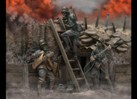 Andrea Miniatures: The Great War (1916-1918) - Trench Warfare, 1916-1918