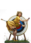 Andrea Miniatures: Pinup Series - Missing Arrow