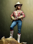 Pegaso Models - Rodeo Girl