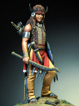 Pegaso Models - American Natives, Sioux Warrior