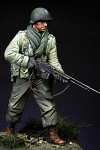 Alpine Miniatures - BAR Gunner, US 29th Infantry Division
