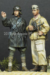 Alpine Miniatures - A Conversation in the Desert Set