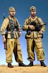 Alpine Miniatures - DAK Ramcke Brigade Set