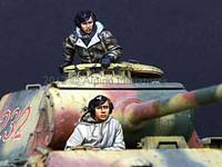 Alpine Miniatures - German Panther Crew Set