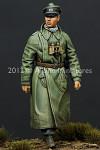 Alpine Miniatures - Panzer Officer Ist Pz.Div #2 - SALE