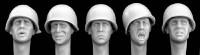 Hornet Model - Wearing US Helmets M1