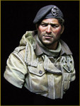 Young Miniatures - British Tank Crewman, WWII