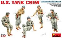 Miniart Models US Tank Crew