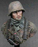 Young Miniatures - German Waffen SS Ardennes