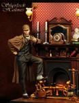Scale 75: Tales in Scale - Sherlock Holmes