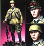 Alpine Miniatures - Deutsche Afrika Korp (DAK) Grenadier