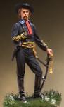 Andrea Miniatures: Series General - General Custer, 1863