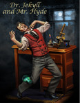 Scale 75 - Dr. Jekyll and Mr Hyde