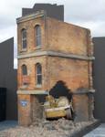 Dioramas Plus - Brick Ruins