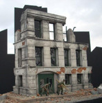 Dioramas Plus - Government Ruins