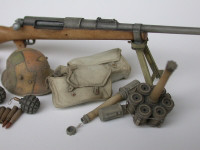 Jon Smith Modellbau - German Mauser Anti-Tank Rifle Set