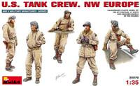Miniart Models US Tank Crew NW Europe