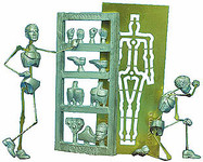 Andrea Miniatures - 54mm Sculpting Mannequin