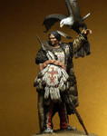 Pegaso Models - Dakota Warrior