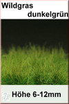 Fredericus Rex Dark Green EXTRA LONG Wild Grass Tufts