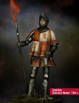 Scale 75 - Castilian Standard Bearer 15th c.