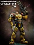 Scale 75: Fallen Frontiers - Operator 79