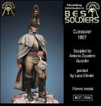 Best Soldiers - Officer of Cuirassiers 1807