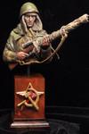 Alexandros Models Russian Sniper WW2
