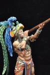 Alexandros Models - Mayan Quetzal Warrior