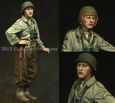 Alpine Miniatures - 3rd Armored Division, 'Spearhead' # 1