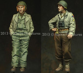 Alpine Miniatures - 3rd Armored Division 'Spearhead' Set