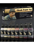 Scale 75 - Flesh Paint Set