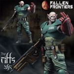 Scale 75: Fallen Frontiers - Fink Draad, The Riff