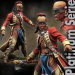 Scale 75: Platinum Series - Mohawk Militia