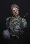 Life Miniatures - WW2 German, Stalingrad 1941 Bust