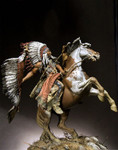 Pegaso Models - Lakota Chef Warrior