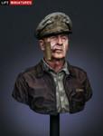 Life Miniatures - Gen. Douglas MacArthur Bust