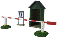Wm. Britain - Air Base Sentry Box & Gate