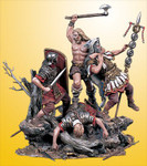 Andrea Miniatures: Series General - The Barbarians are Coming!