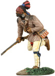 Wm. Britain - Eastern Woodland Indian Running with Musket No. 1