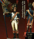 Pegaso Models - Standard Bearer of the Grenadier Guards 1814