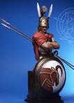 Romeo Models - Sannite Warrior, IV Century B.C.