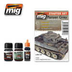 Ammo Of Mig - Panzer Grey Starter Set