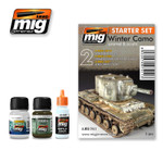 Ammo Of Mig - Winter Camo Started Set