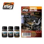 Ammo Of Mig - Engines Set