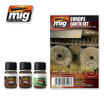 Ammo Of Mig - Europe Earth Set