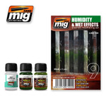 Ammo Of Mig - Humidity and Wet Effects Set