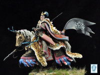 Alexandros Models Korean King Gwanggaeto the Great, VI Cent